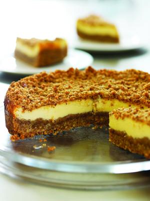 Æble cheesecake